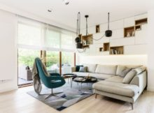 pendant light living room