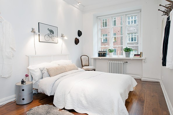 Tips on Designing a Comfortable Small Bedroom
