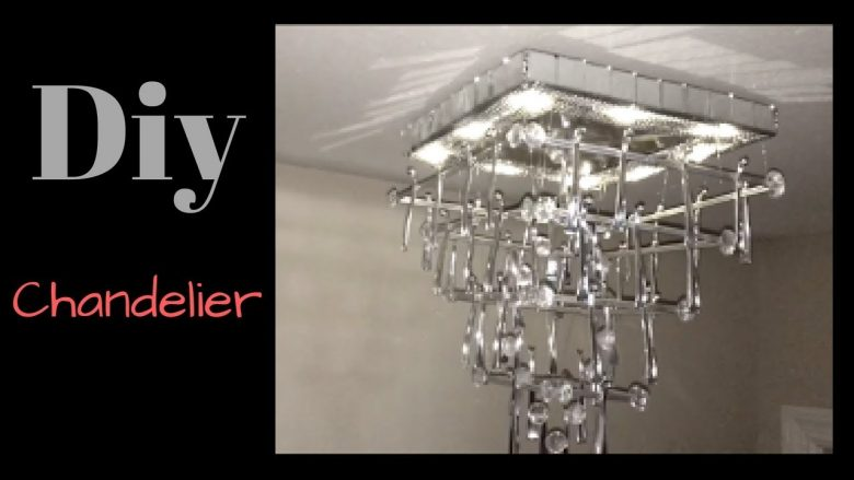 Diy Chandelier Home Decor