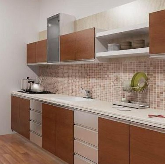Cheap Minimalist Kitchen Set Designs