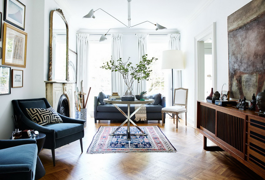 Eclectic Style in Interior and Architecture