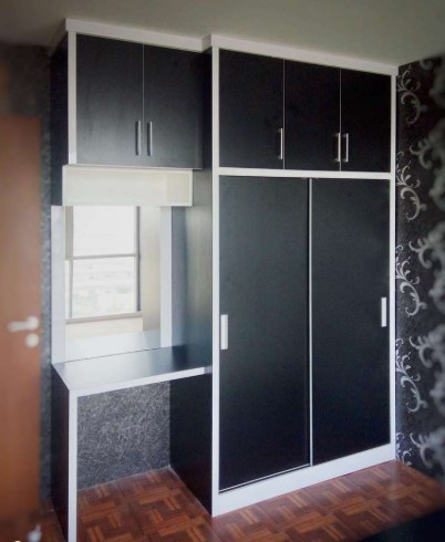 Kitchen Set Sliding Door Model