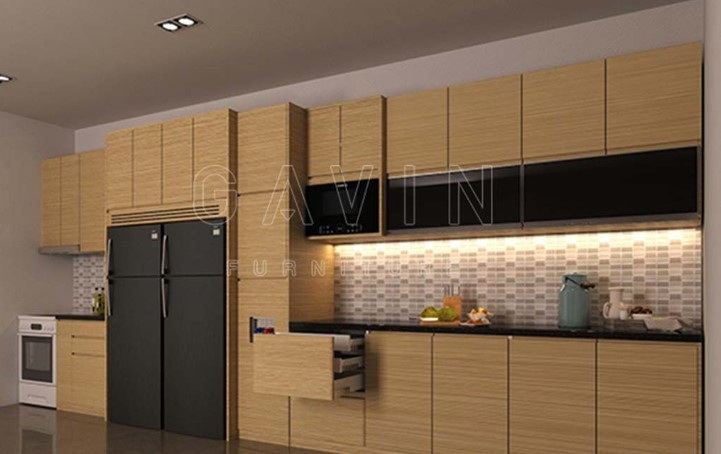 Open Set Kitchen Model Up