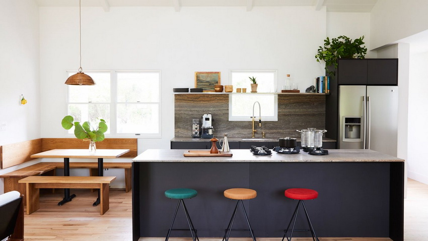Kitchen Designs for Maximum Functionality