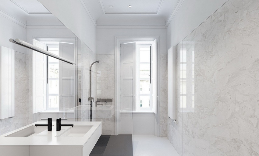 Nice Bathroom in Your Minimalist Simple House