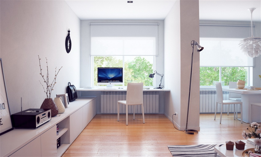 Rest of the Room for a Simple Minimalist House Professional