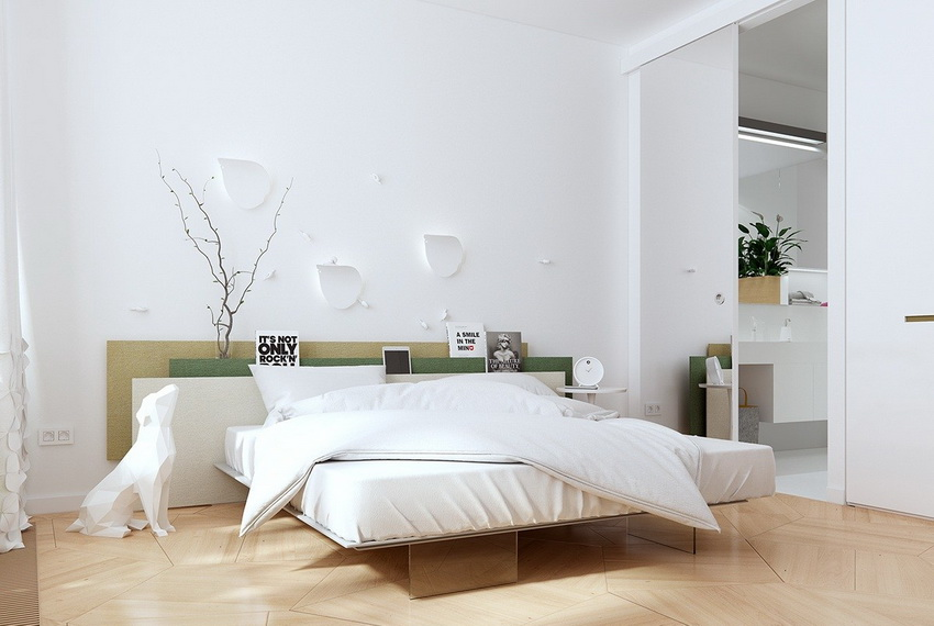 True Minimalist Bedroom Without Expensive