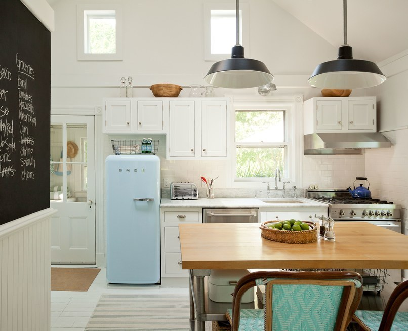 One-sided Kitchen Design