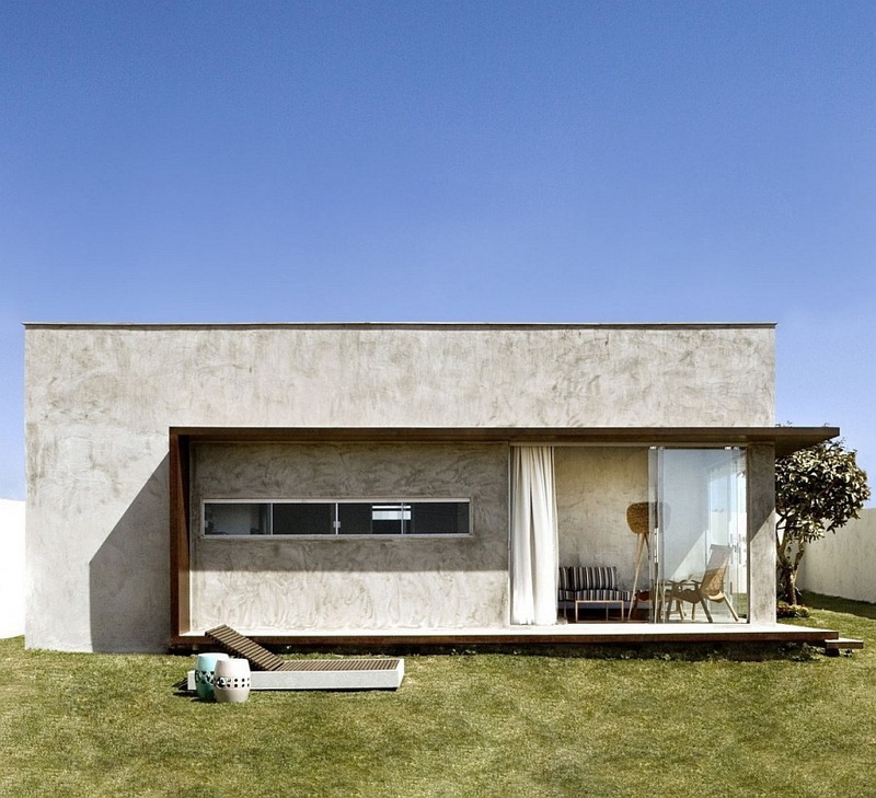 Simple and Contemporary home design