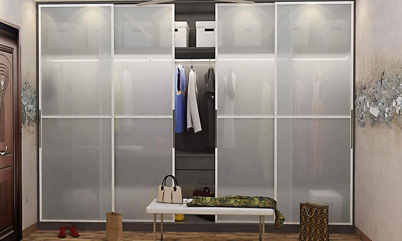 Sliding Wardrobe Designs