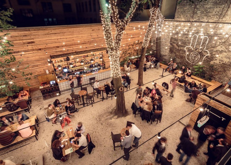 The Most Beautiful Outdoor Cafe Designs in the World, Inspiring! - Home Decor Ideas