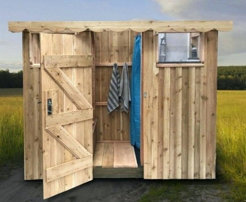 Wooden Portable Toilets