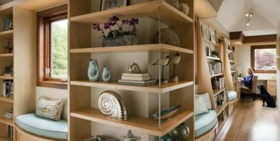 Elbow Display Shelf Rack