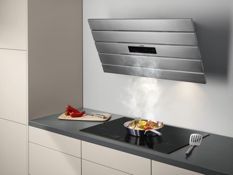 Ventilation in the cooking kitchen