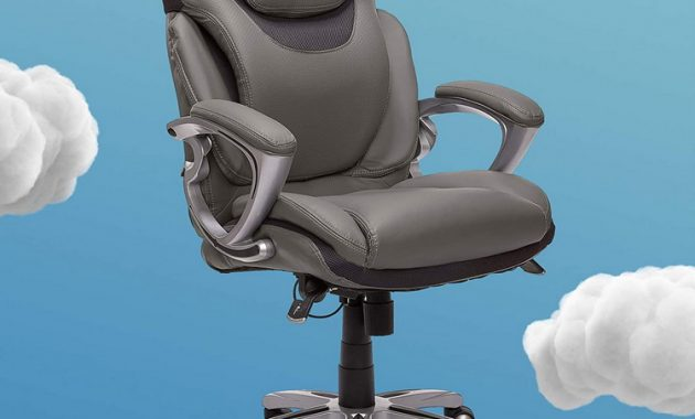 Serta AIR Health and Wellness Executive Office Chair review