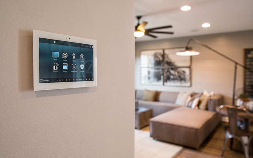 application of smart home system in residential